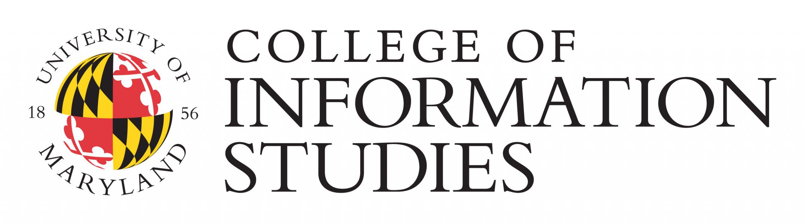 university of maryland college of information studies logo